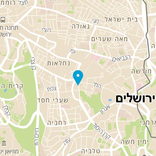 """מפה של ד""""ר כהן יוסף"""