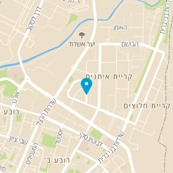 מפה של שוקרון יוסי