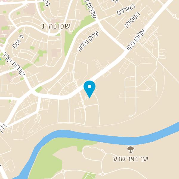 מפה של מרכז Max אמות
