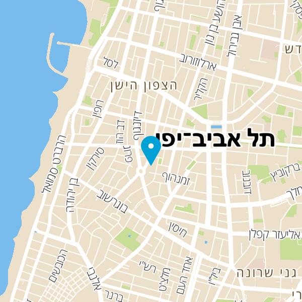מפה של יפית קסלר