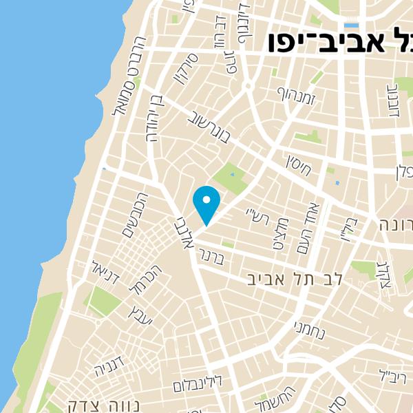 מפה של Orto