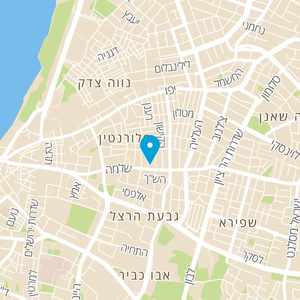 מפה של פי סי לייט מחשוב והדרכה