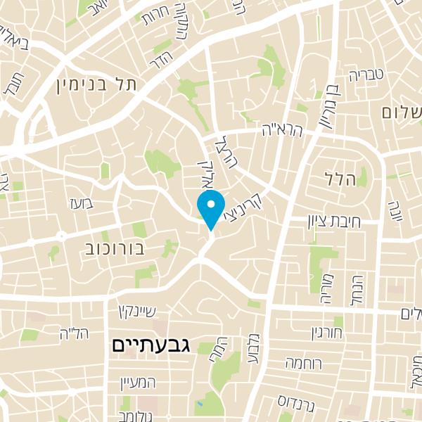 מפה של בורגר סטיישן