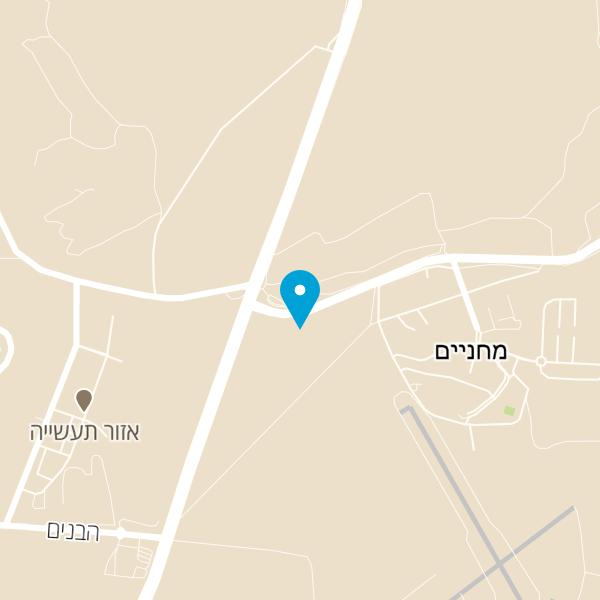מפה של כביש 90
