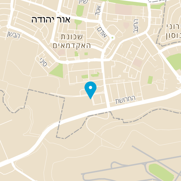 מפה של ארקפה