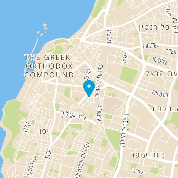 מפה של קפה עלמה