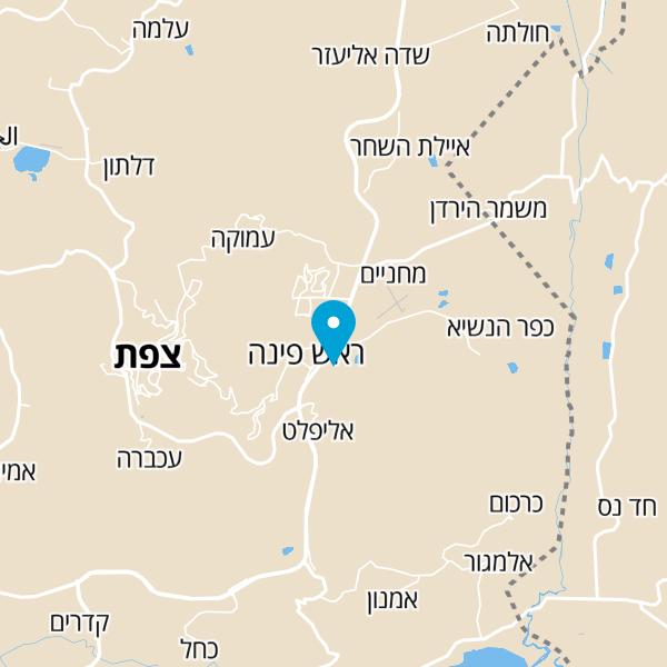 מפה של בגט ניר