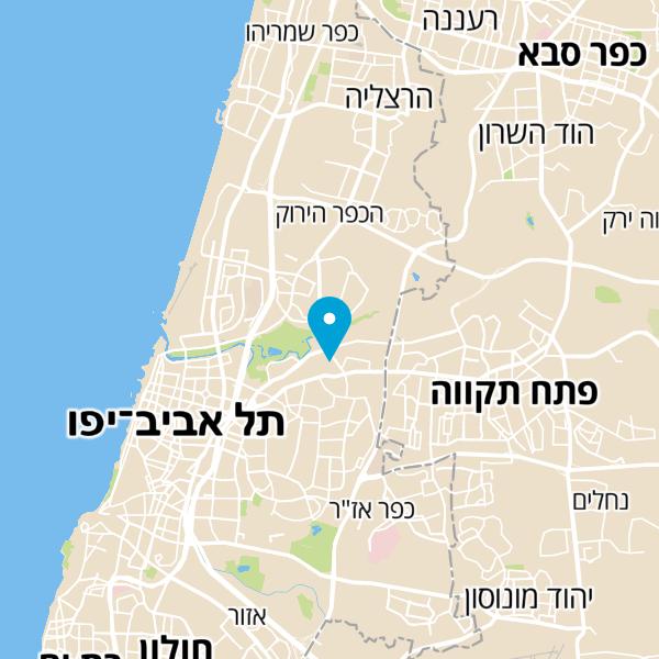 מפה של Paissin Dome