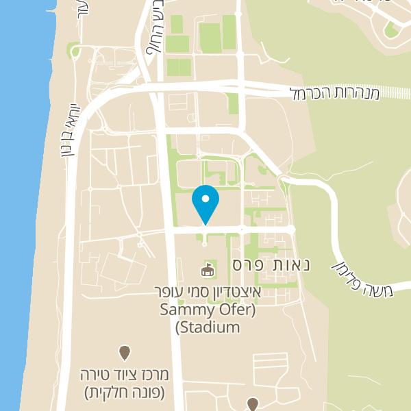 מפה של סינטה בר