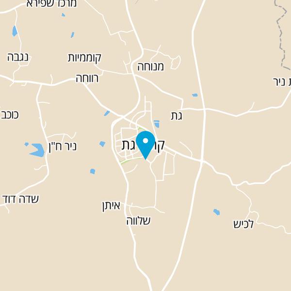 מפה של גולדן גו'ב