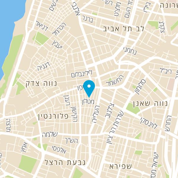 מפה של Lila