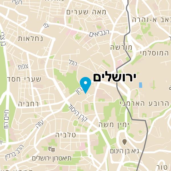 מפה של גלן בר