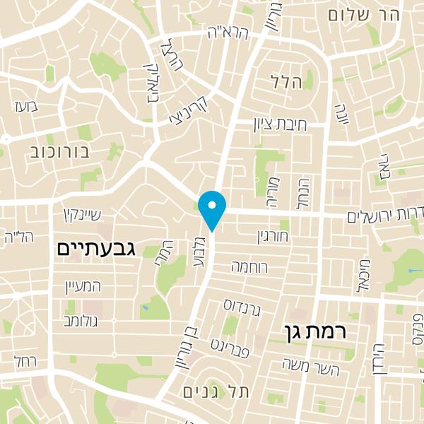 מפה של מדטכניקה אורתופון