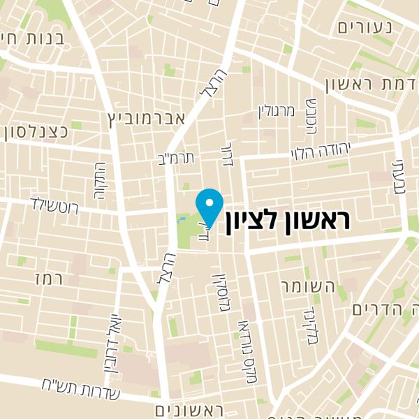 מפה של מייק בורגר גן העיר