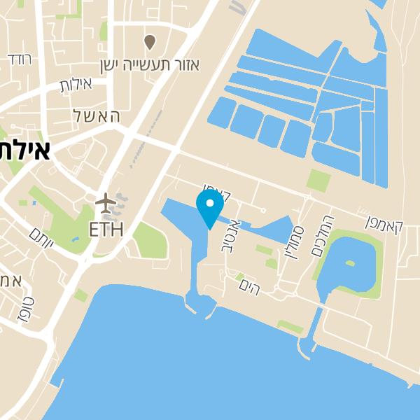 מפה של אגאדיר