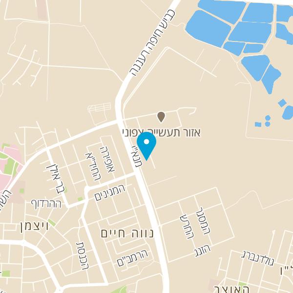 מפה של שי טיאנו