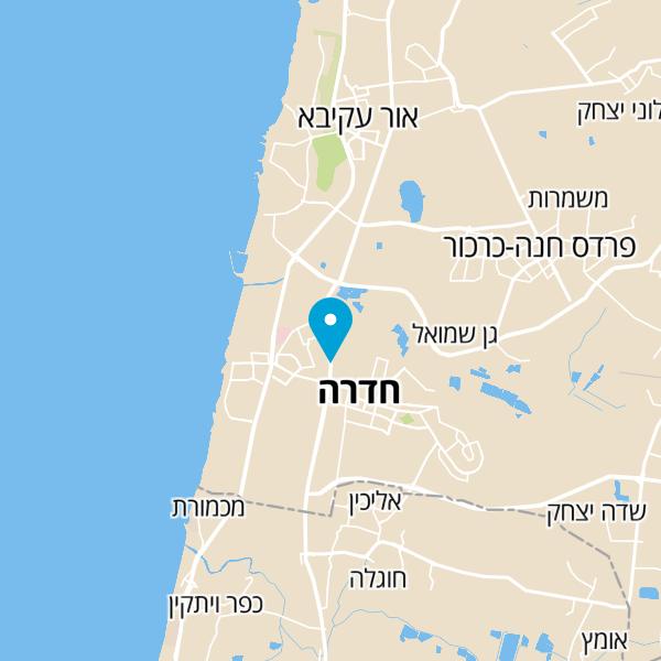 מפה של עמוס מוסך