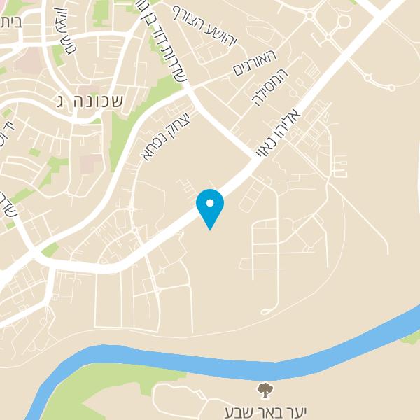 מפה של מסעדת כרמים