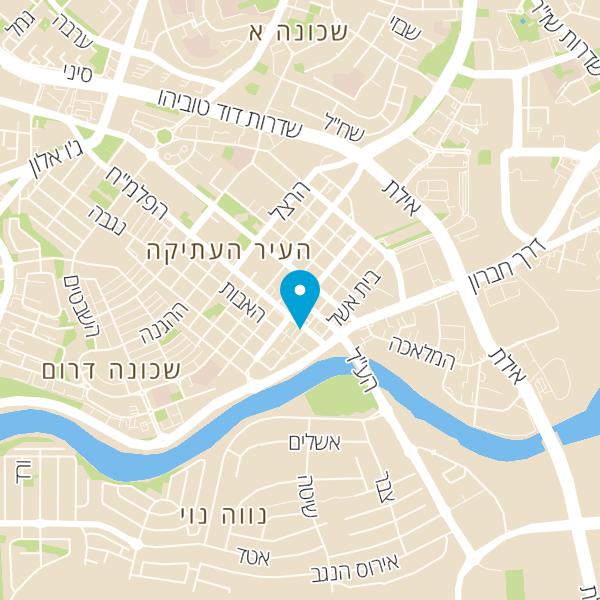 מפה של Shiri's