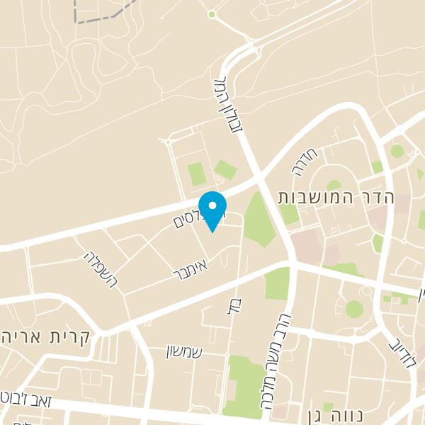 מפה של נושה