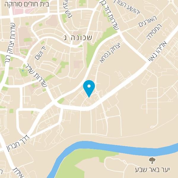 מפה של מוסך עמית שרותי רכב