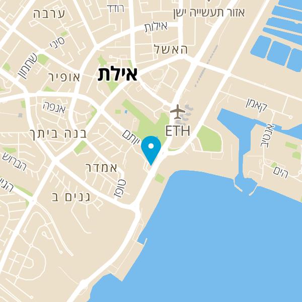 מפה של Messi Bar