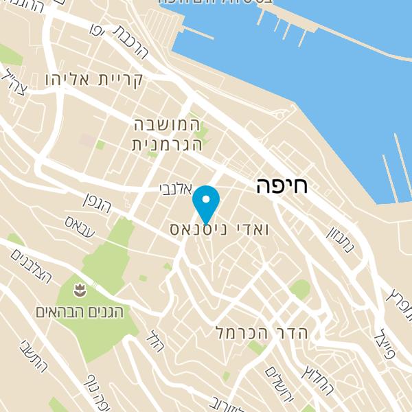 מפה של אטליז אבו שקארה