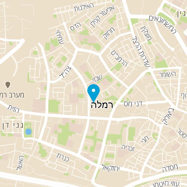 מפה של פיתה של בנו