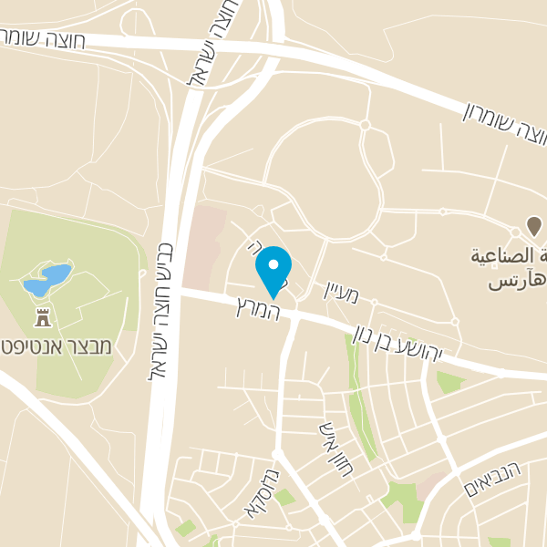 מפה של פרד דיינר