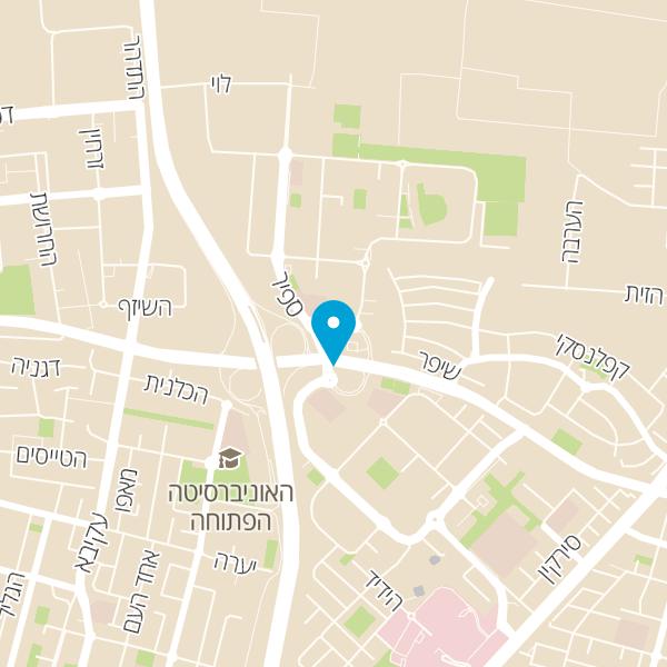 מפה של The Children's Place