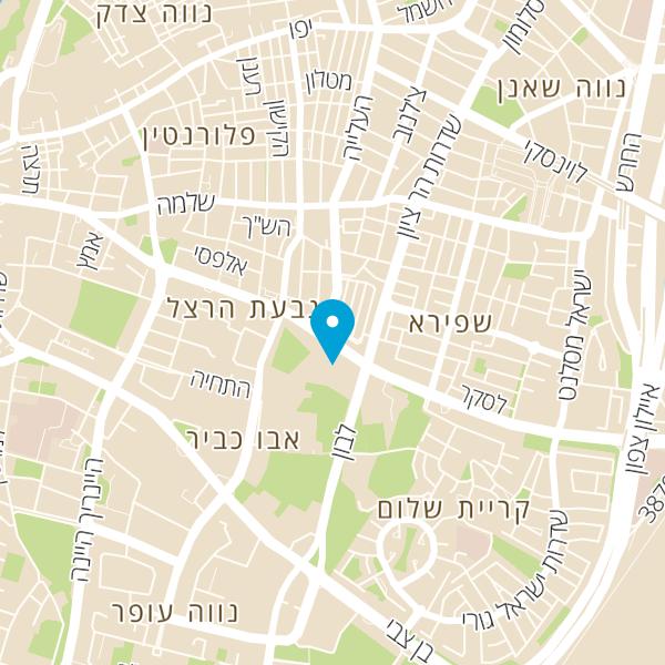 מפה של אלקטרו ציון