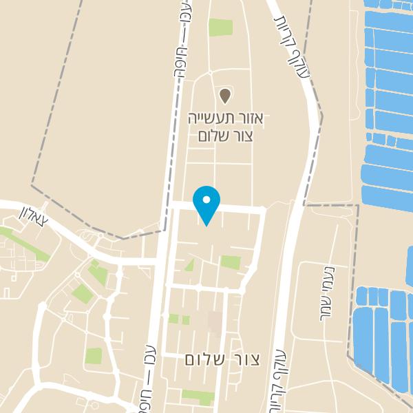מפה של חצפורי מומי