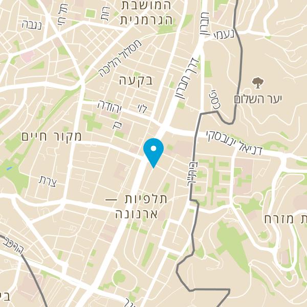 מפה של ריינבו ישראל שואב אבק
