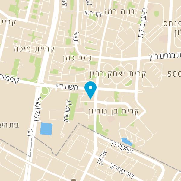 מפה של zohar500 4All