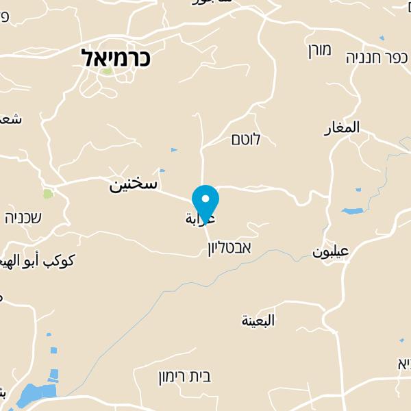 מפה של DAHAB דהב