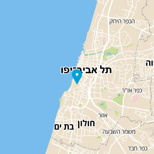 מפה של אורט גאולה
