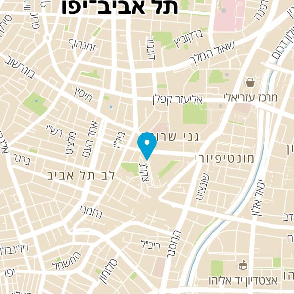 מפה של b12 karlibach tlv
