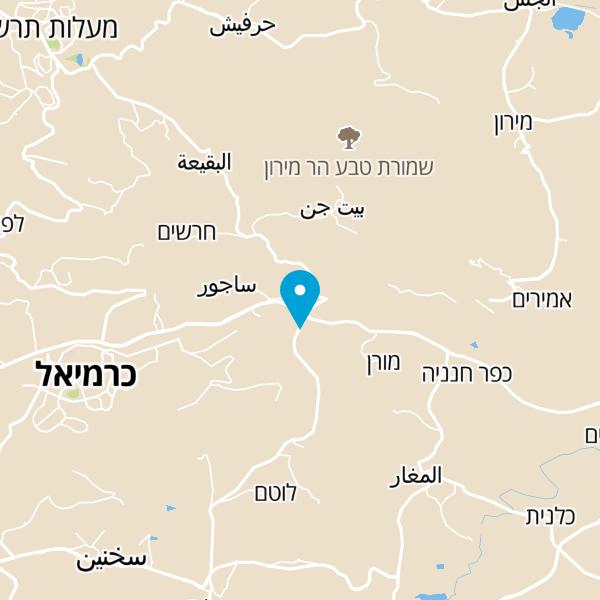 מפה של AlAreesha