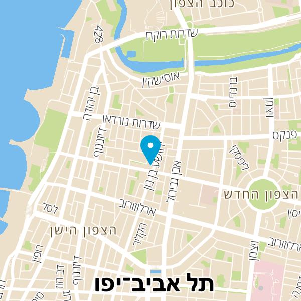 מפה של זה סושי