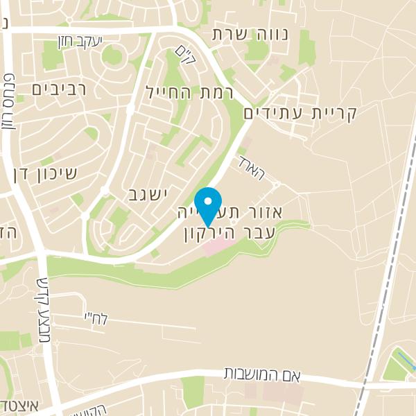 מפה של אוונגרד