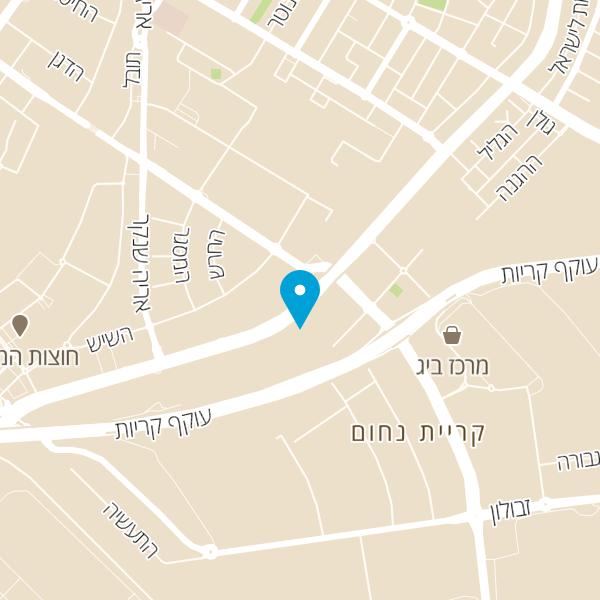 מפה של בוך אלקבץ
