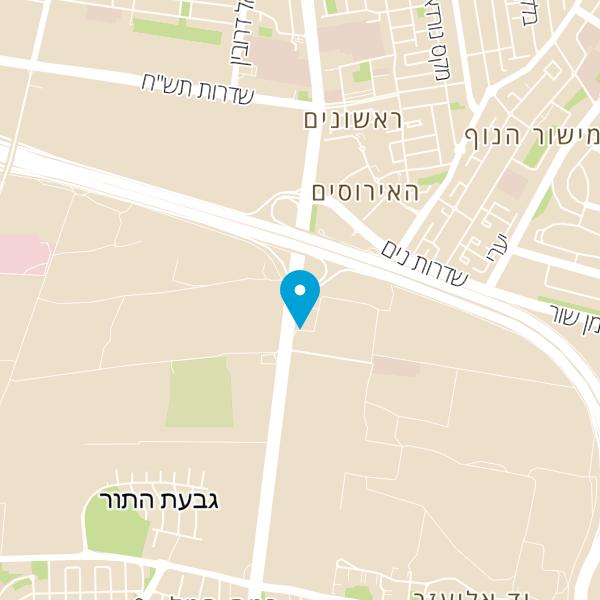 מפה של הגראז'