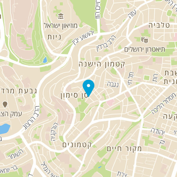 מפה של מיכאלה