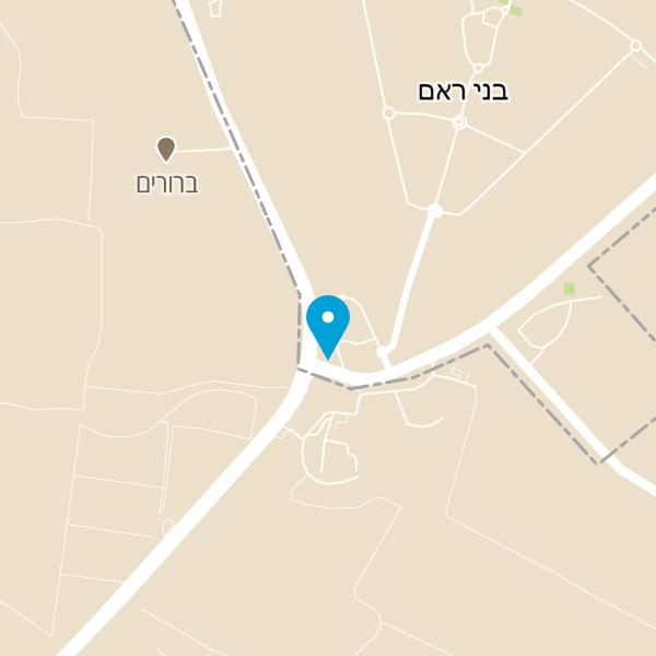 מפה של פונדק ורדה
