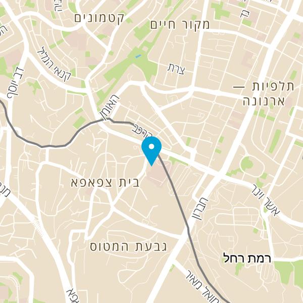 מפה של אוטו פאר