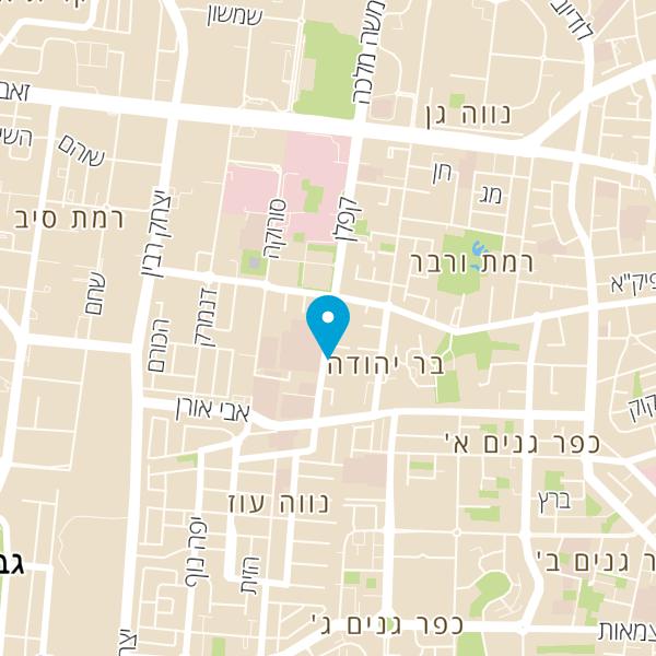 מפה של מכללת מדיטבע