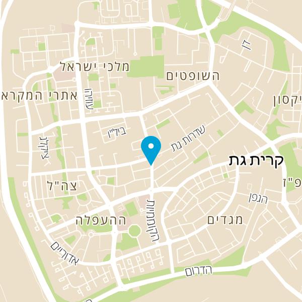 מפה של רמי ברכה