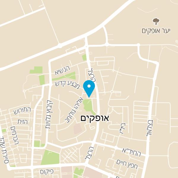 מפה של מישל דראי