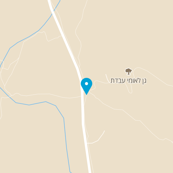 מפה של ארומה אספרסו בר