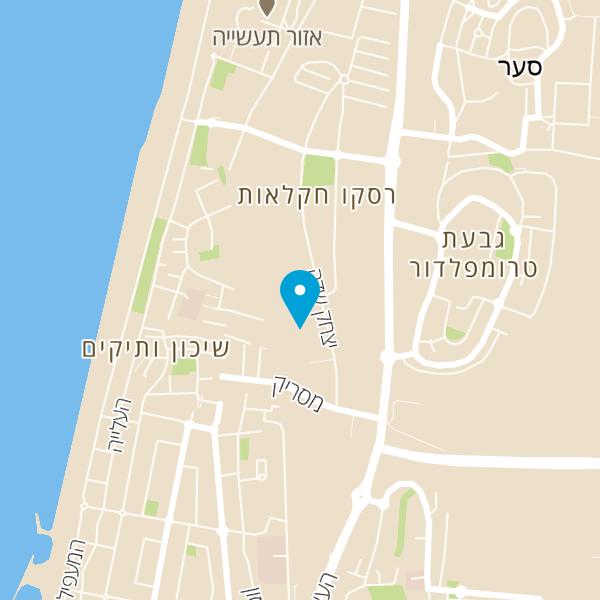 מפה של בנחלה